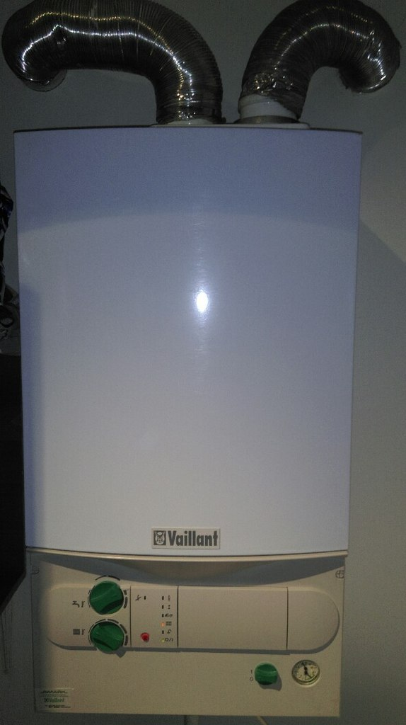 Как промыть теплообменник газового котла вайлант в
