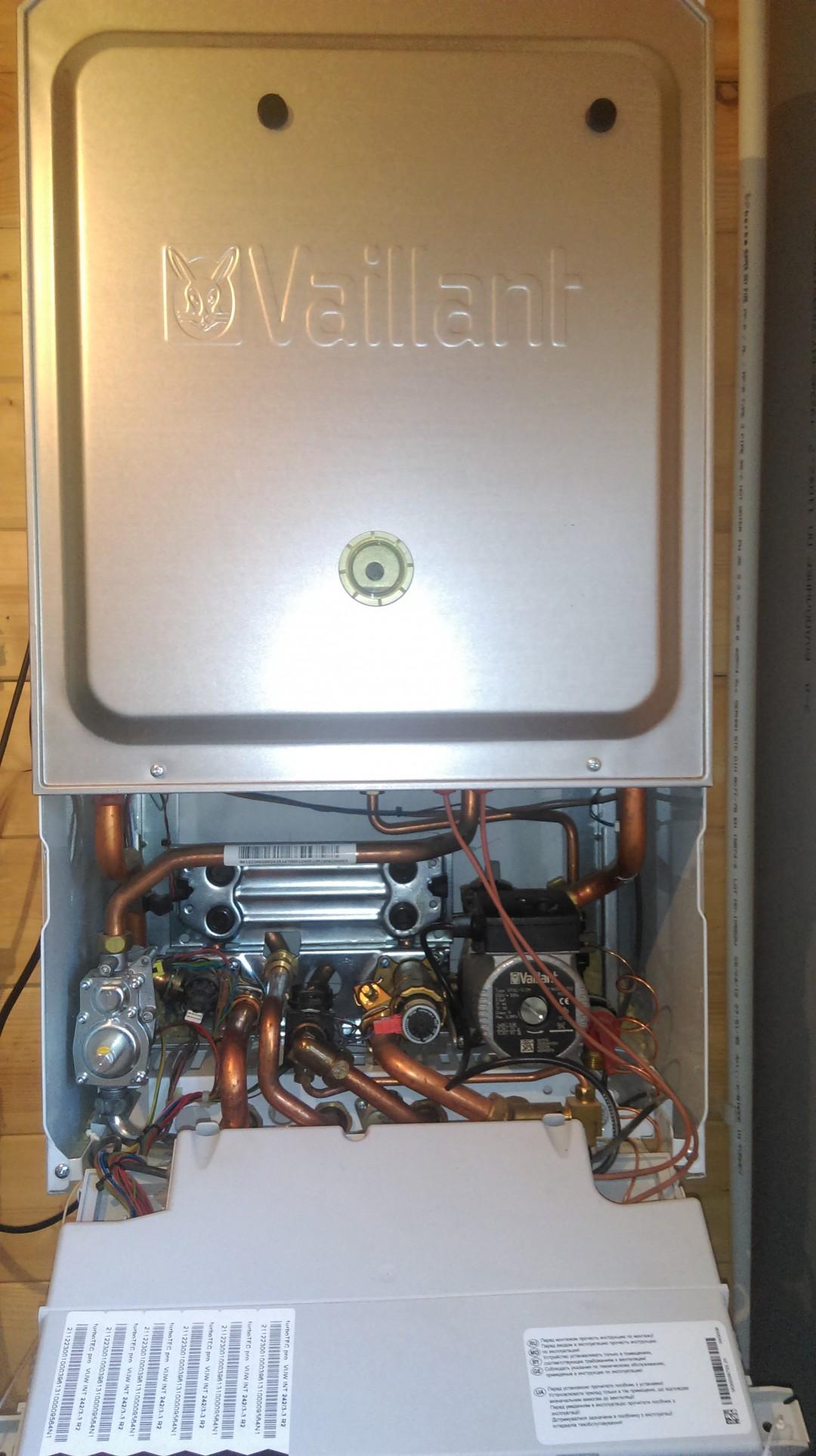 Ремонт газового клапана газового котла своими руками 611