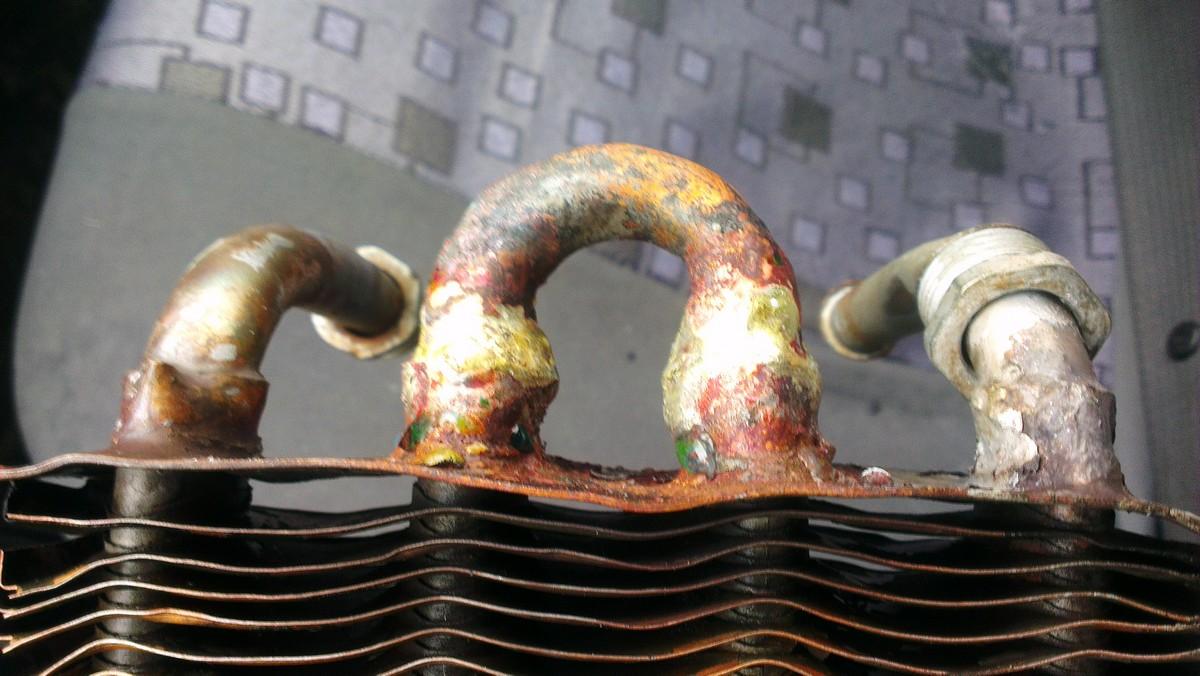 Ремонт газового теплообменника Уплотнения теплообменника КС 46 Шахты