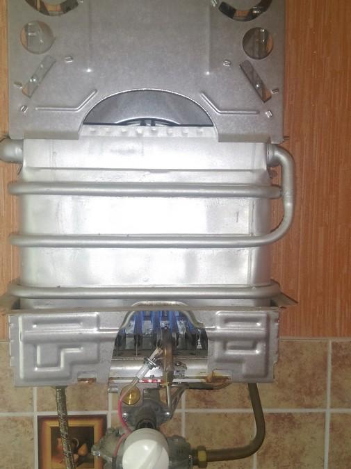 Ремонт газовой колонки Electrolux GWN 275 SRN