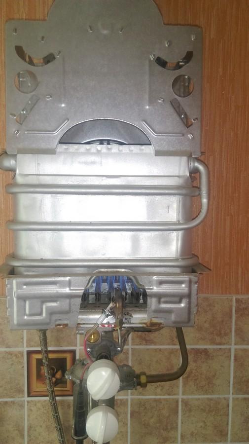 Ремонт газового водонагревателя электролюкс своими руками 66
