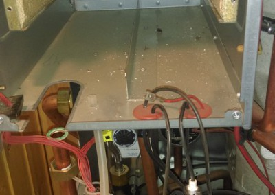 Техническое обслуживание газового настенного двухконтурного котла Viessman vitopend 111 w