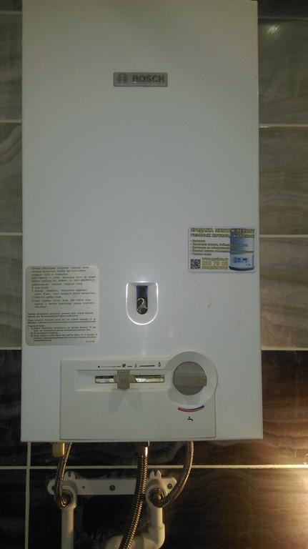 Ремонт газовой водонагреватели проточного