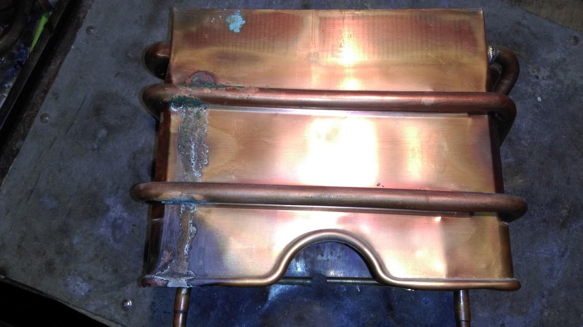 Ремонт теплообменника нева 4510 главный теплообменник медный на газовый кот л dgb 200ich в ярославле
