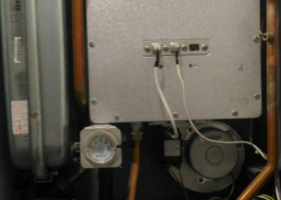 Ремонт настенного газового котла Celtic DS — ул. Лукина д.54