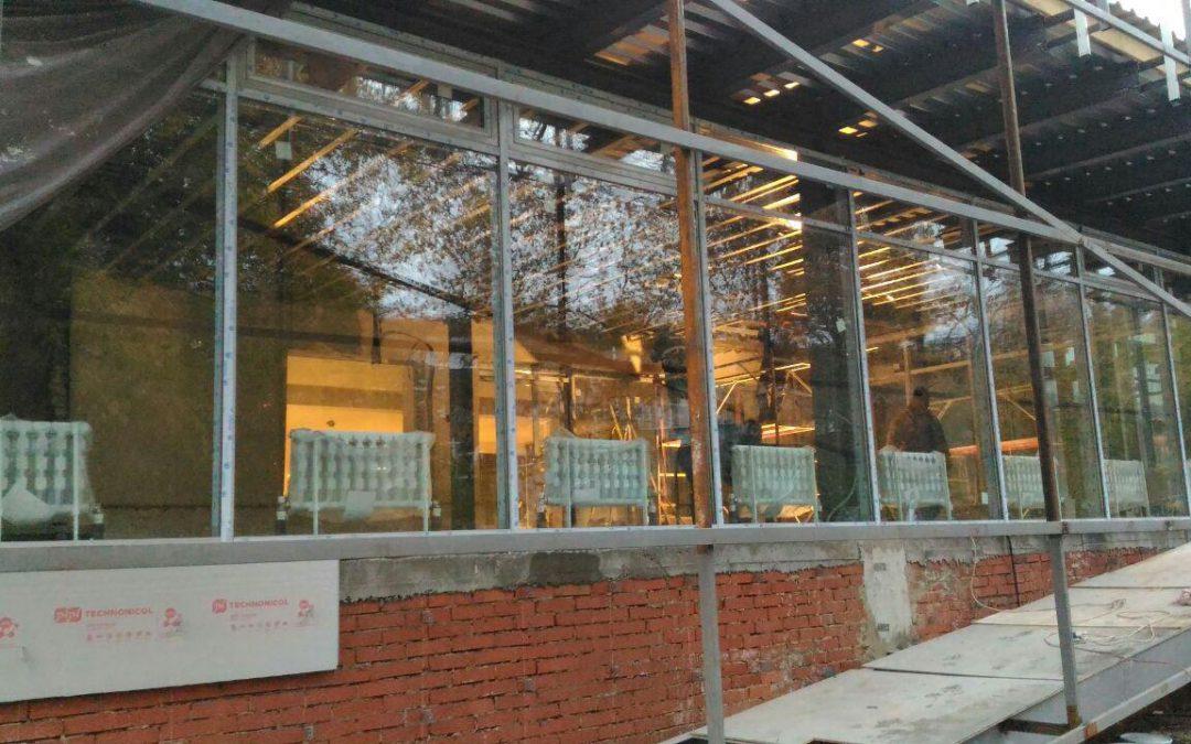 Расчет, проектирование и монтаж системы отопления в корпусе КГАСУ
