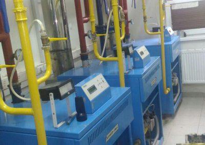 Техническое обслуживание котельной мощностью в 300 квт