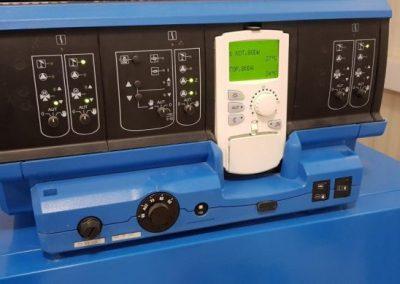 Техническое обслуживание газовго напольного котла Buderus Logano G234 WS