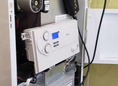 Техническое обслуживание газового конденсационного напольного котла Vaillant ecoCOMPACT, РТ, Лаишевский район, Сокуры