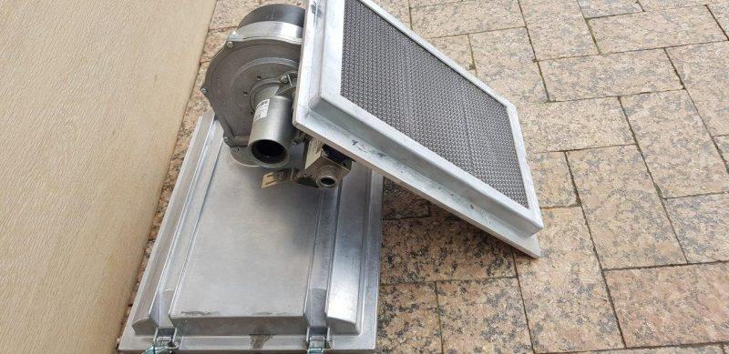 Техническое обслуживание 2-х настенных газовых конденсационных котлов Buderus GB162 каждый мощностью по 100 кВт